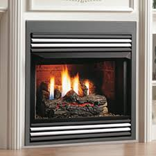 vent free zero clearance gas fireplace