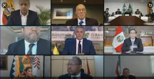 Presidente Lenín Moreno participó de II Cumbre Presidencial por la Amazonía  | Sonorama