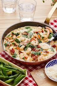 Low-Carb Tuscan Shrimp with Asparagus ...