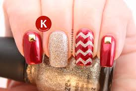 top 50 sweet red acrylic nails