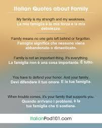 😘🤗 family quotes in italian study learn italian