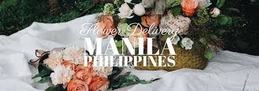 flower delivery in manila