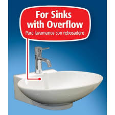 universal on bathroom sink drain