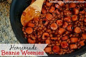 homemade beanie weenies