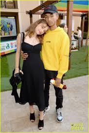Jaden Smith & Girlfriend Odessa Adlon Cozy Up at Environmental ...