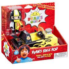 race rod