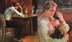 José Smith fue Incapaz de Traducir las Planchas cuando había contendido con  su Esposa Emma - EnlaceDeFe.org
