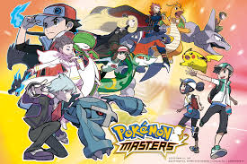 Update: New co-op trailer] Pokémon Masters features strategic real ...