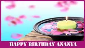 birthday ananya