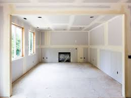 how to put up drywall ceiling