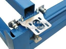 diy cnc plasma cutter kit with 3x belt