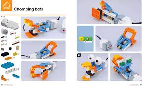 LEGO BOOST Idea Book
