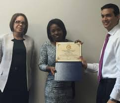 Wendy Scott earns Chief Officer's praise - Caymanian Times