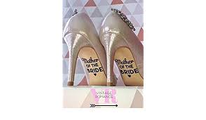 Hen Night Gift Box Bride Squad Sister Of The Bride Wedding Day Shoe Decal Vinyl Sticker