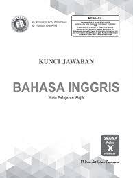kunci jawaban pr bahasa inggris a edisi pdf