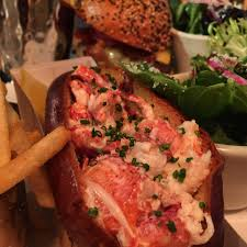 Lobster Roll from Burgers & Lobster NYC ...
