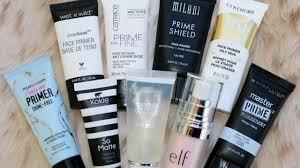 22 best face primers for sensitive skin