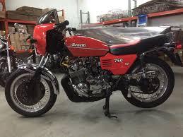 1977 benelli sei 750