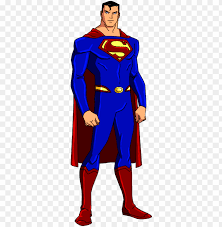 cartoon superman png image