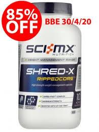 sci mx nutrition echo supplements
