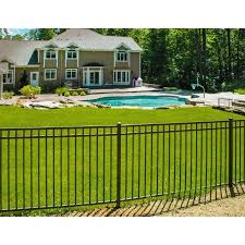 Jerith Windsor Aluminum Fence Section Hoover Fence Co