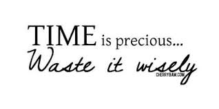 short funny tumblr quotes time is precious waste it wisely
