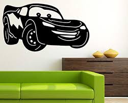 Fillmore Vw Cars Movie Disney Decal Removable Wall Sticker Home Decor Art Huge