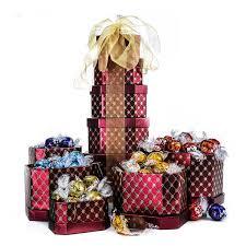 truffle gift tower
