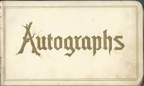 Heirlooms Reunited: 1880s/1890s Autograph Album of Edith E. Hoffman of St.  Clair County, Michigan