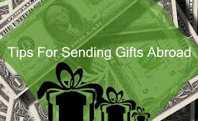 10 tips for sending gifts abroad