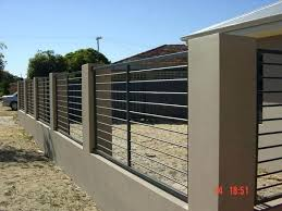 Modern Fence Design Breathtaking Modern Metal Fence Design For Home Decoration Ideas With Modern Metal Fence Design Mode Fence Design Modern Fence Wooden Fence