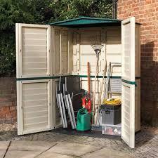 plastic storage sheds
