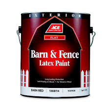 Barn And Fence Paint Ace Hardware