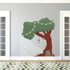 Enchanted Tree Printed Wall Decal
