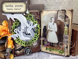 halloween inspiration series: bobbi smith…   Tim Holtz