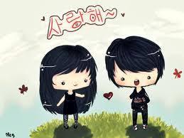 kosakata bahasa korea story of love