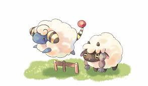 Counting Sheep ガラルではウールーを数えるのかな Wooloo Know Your Meme