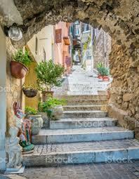 Scenic Sight In Fiuggi Province Of Frosinone Lazio Central Italy Stock  Photo - Download Image Now - iStock