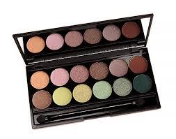 eden i divine eyeshadow palette review