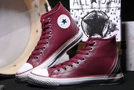 converse leather all star chuck taylor
