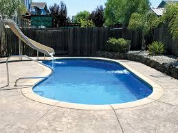 blue hawaiian fiberglass pools