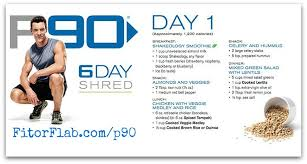 p90 workout new fitness program available