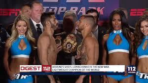 Lomachenko vs Linares (boxing) - 112 ...