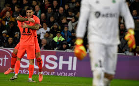Video: Spectacular Paredes Volley Puts PSG Up 1-0 Over Saint ...