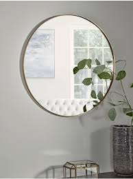 wall mirrors decorative round wall