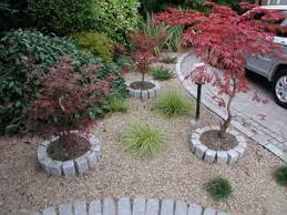 low maintenance garden designs for