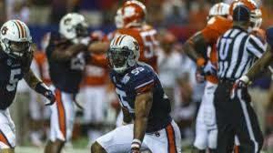 Auburn defensive end Corey Lemonier entering NFL Draft | Auburn ...