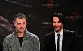 How Keanu Reeves's Stunt Double Became His Director
