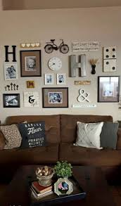 family room wall decorating collection