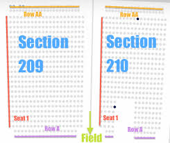seattle seahawks seating chart seat